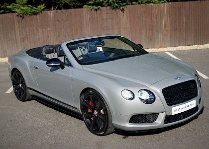 2015/64 Bentley Continental GTC V8S Concours Series