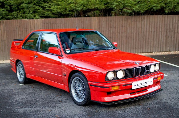 BMW M3 E30 Sport Evolution 5