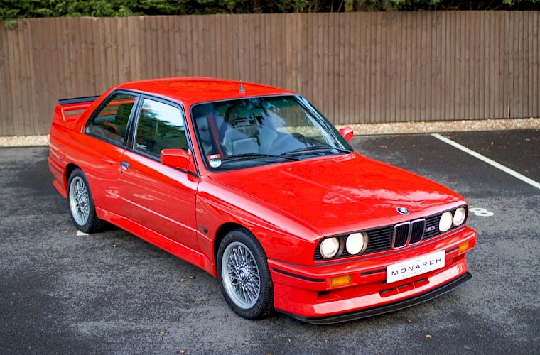 BMW M3 E30 Sport Evolution 1