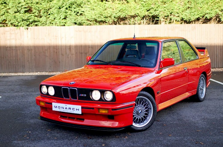 BMW M3 E30 Sport Evolution 4