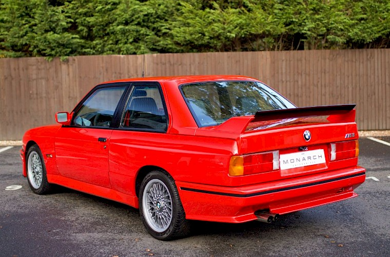 BMW M3 E30 Sport Evolution 14