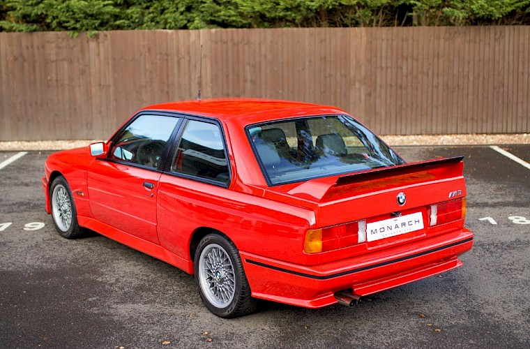 BMW M3 E30 Sport Evolution 10