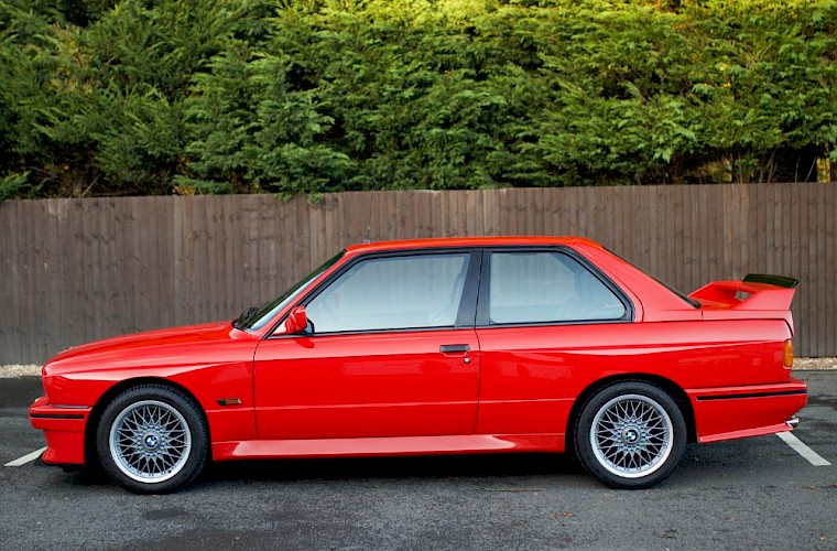 BMW M3 E30 Sport Evolution 12