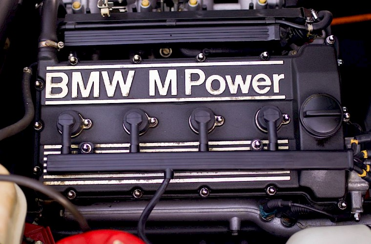 BMW M3 E30 Sport Evolution 28