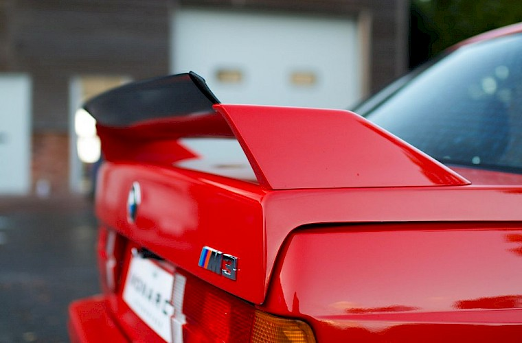 BMW M3 E30 Sport Evolution 23
