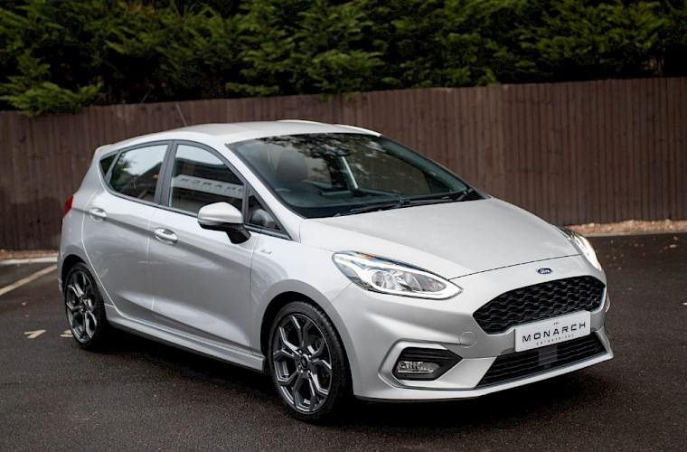 2019/19 Ford Fiesta ST-Line 99ps 5