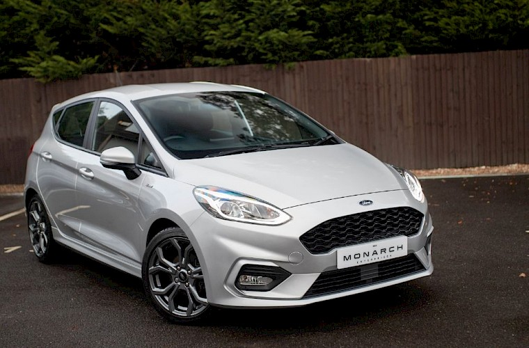 2019/19 Ford Fiesta ST-Line 99ps 3