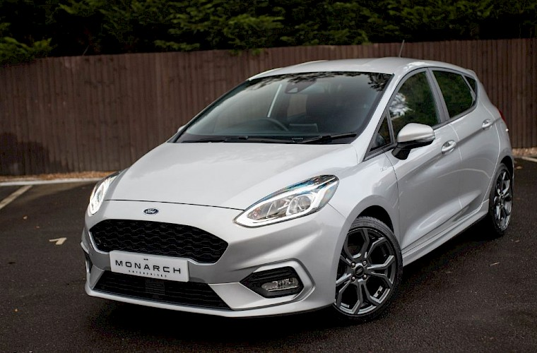 2019/19 Ford Fiesta ST-Line 99ps 4