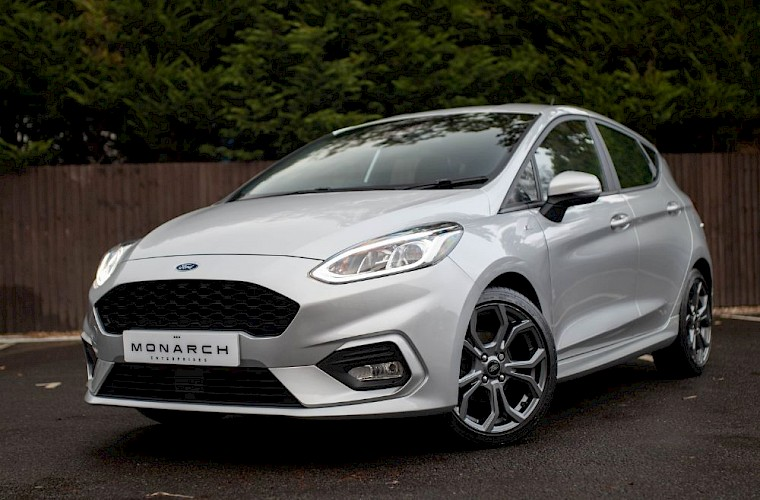2019/19 Ford Fiesta ST-Line 99ps 8