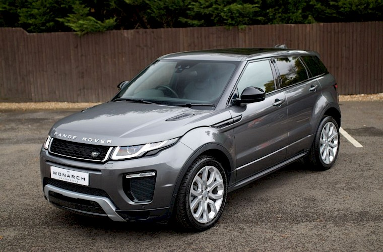 2018/18 Range Rover Evoque SD4 HSE Dynamic 2