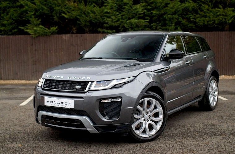 2018/18 Range Rover Evoque SD4 HSE Dynamic 4