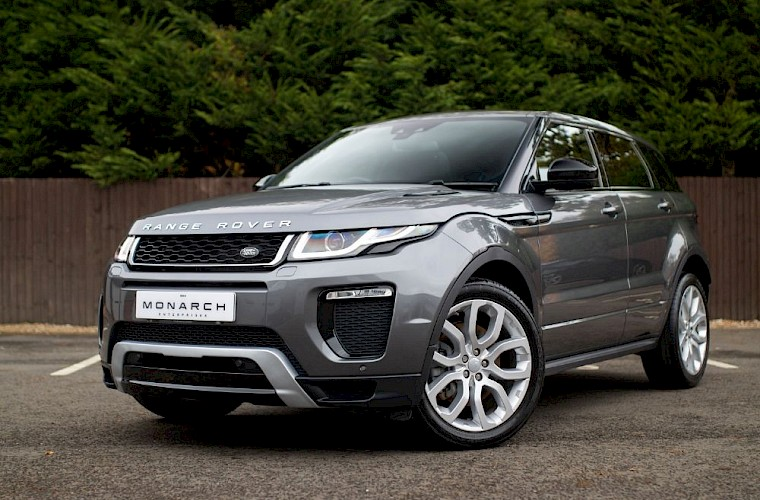2018/18 Range Rover Evoque SD4 HSE Dynamic 8