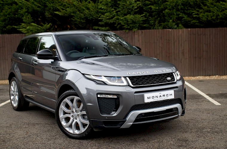 2018/18 Range Rover Evoque SD4 HSE Dynamic 3