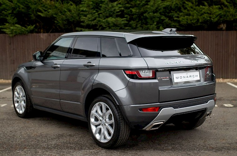 2018/18 Range Rover Evoque SD4 HSE Dynamic 14