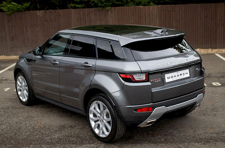 2018/18 Range Rover Evoque SD4 HSE Dynamic 10