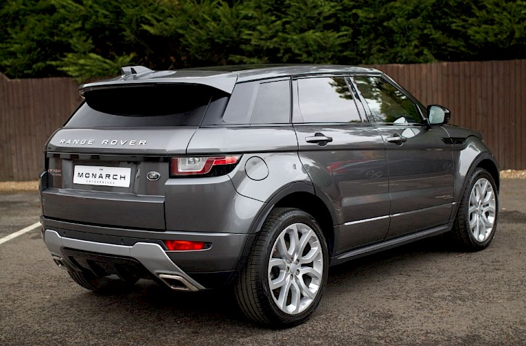 2018/18 Range Rover Evoque SD4 HSE Dynamic 13