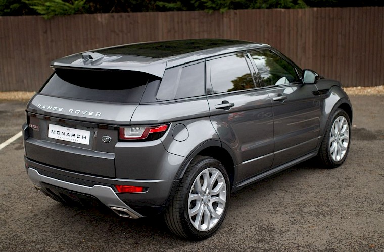 2018/18 Range Rover Evoque SD4 HSE Dynamic 9