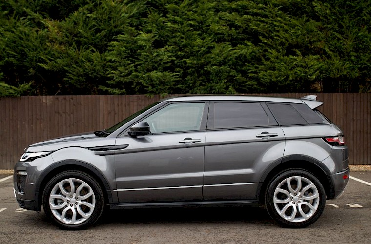 2018/18 Range Rover Evoque SD4 HSE Dynamic 12