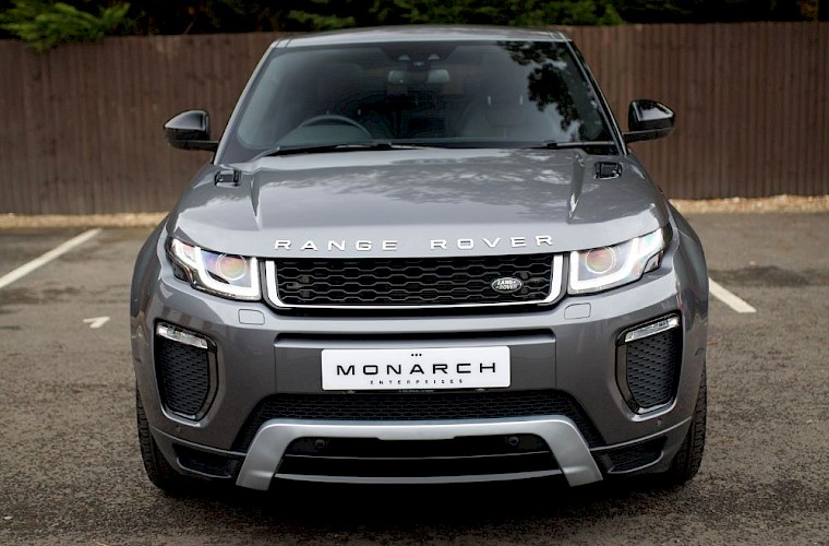 2018/18 Range Rover Evoque SD4 HSE Dynamic 17