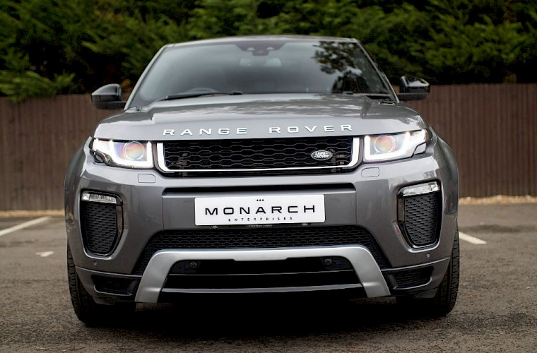 2018/18 Range Rover Evoque SD4 HSE Dynamic 18