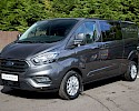 2018/68 Ford Transit Custom 2.0 DCIV L2 Limited LWB 6