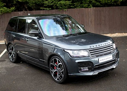 2017/17 Range Rover Autobiography SDV8 Overfinch GT