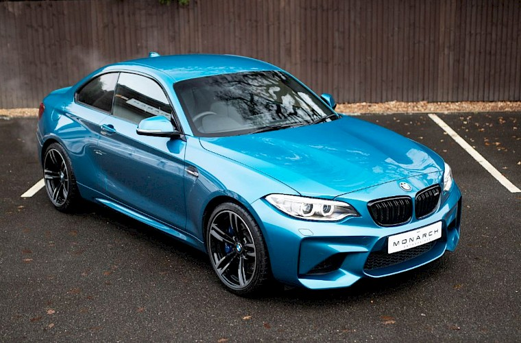 2016/66 BMW M2 Coupe 1