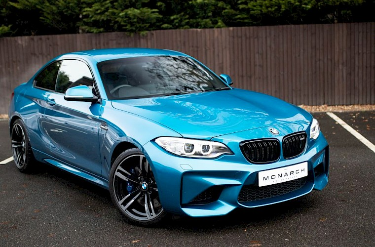 2016/66 BMW M2 Coupe 3