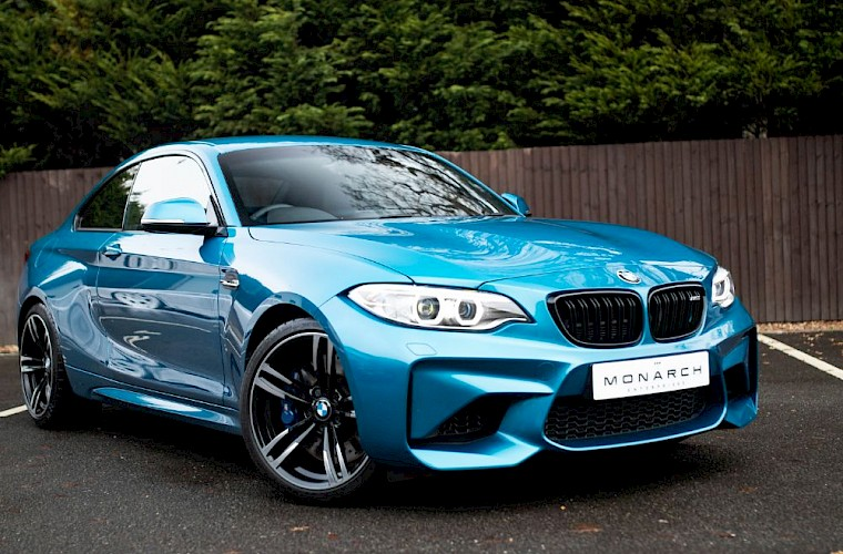 2016/66 BMW M2 Coupe 7