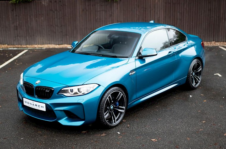 2016/66 BMW M2 Coupe 2