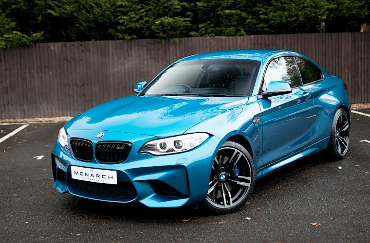 2016/66 BMW M2 Coupe 4