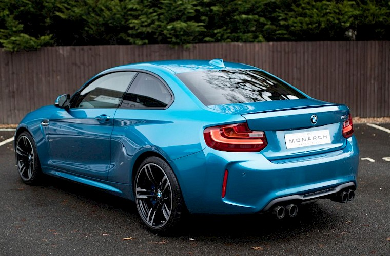 2016/66 BMW M2 Coupe 14