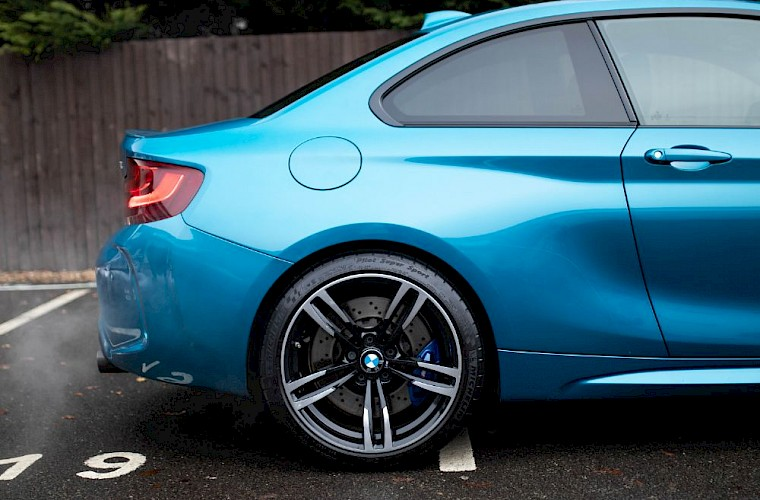 2016/66 BMW M2 Coupe 15
