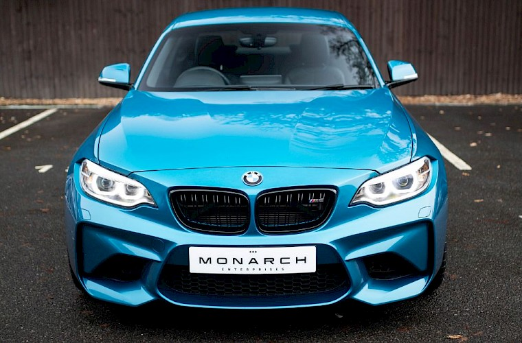 2016/66 BMW M2 Coupe 17
