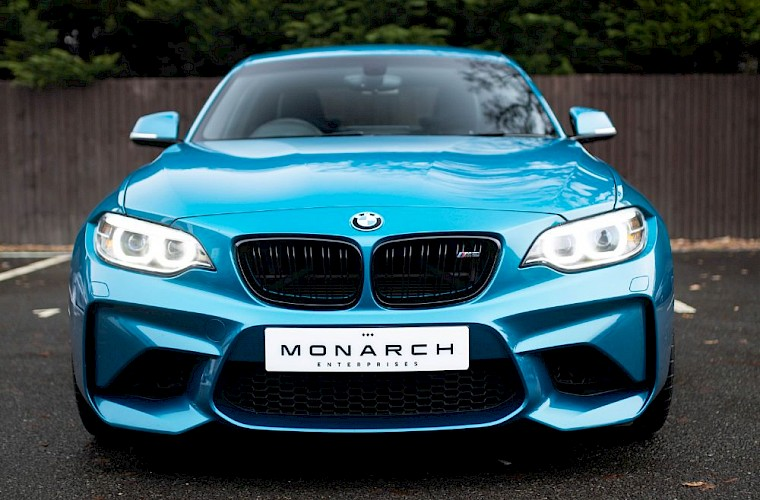 2016/66 BMW M2 Coupe 18