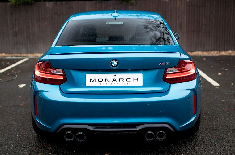 2016/66 BMW M2 Coupe 19