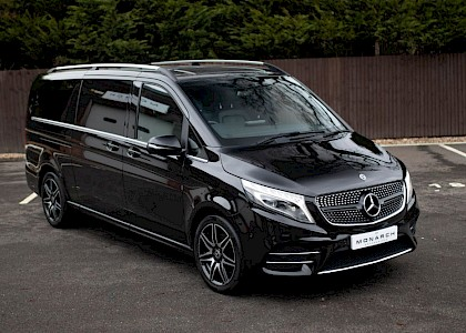 2018/18 Mercedes-Benz V250d AMG Line extra long wheelbase
