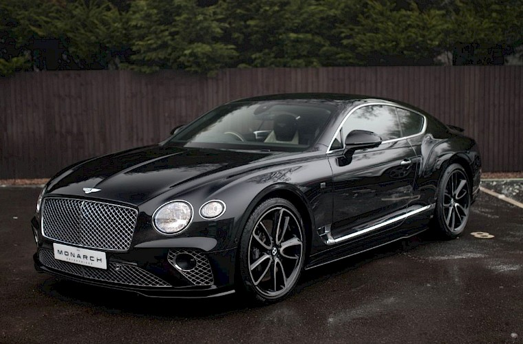 2019/19 Bentley Continental GT W12 First Edition 6