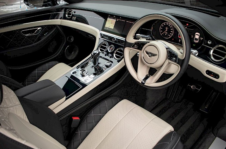 2019/19 Bentley Continental GT W12 First Edition 37