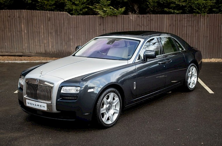 2011/60 Rolls-Royce Ghost V12 2