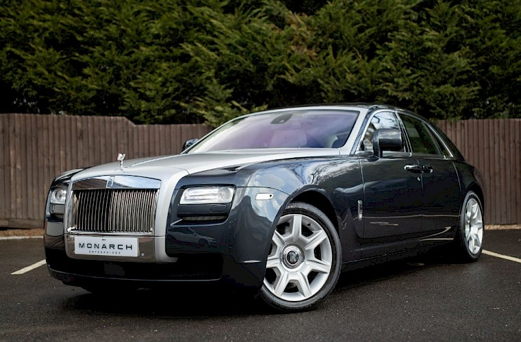 2011/60 Rolls-Royce Ghost V12 8
