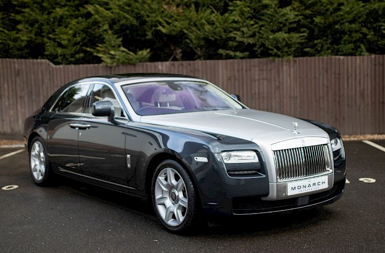 2011/60 Rolls-Royce Ghost V12 5