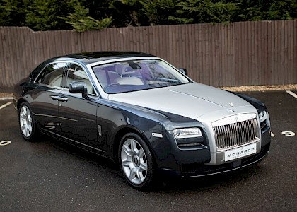 2011/60 Rolls-Royce Ghost V12