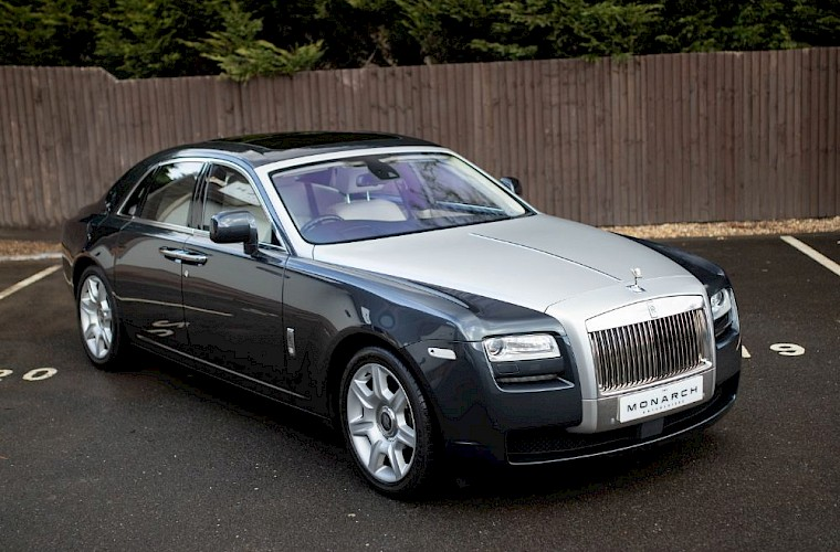2011/60 Rolls-Royce Ghost V12 1