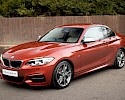 2017/67 BMW M240i Coupe 6