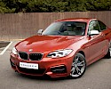 2017/67 BMW M240i Coupe 4