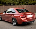 2017/67 BMW M240i Coupe 12