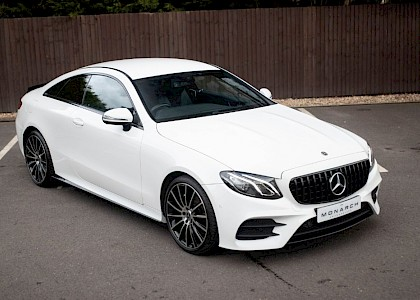 2017/67 Mercedes-Benz E300 AMG Line Coupe