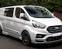 2018/68 Ford Transit Custom MS-RT 320 L2H1 Limited 3