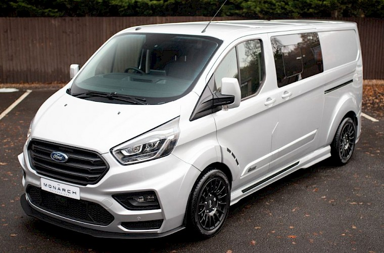 2018/68 Ford Transit Custom MS-RT 320 L2H1 Limited 2